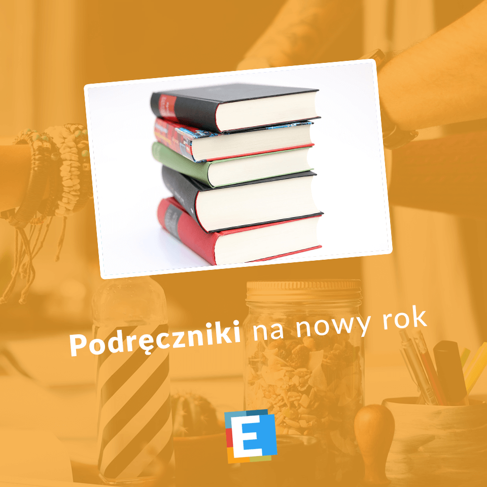 Podręczniki na rok szkolny 2019/20