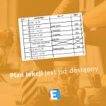 Plan lekcji 2019/20