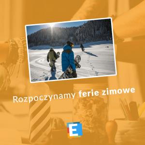 Ferie 2020 - Liceum Edukacja Wrocław