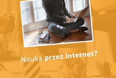 Nauka przez internet