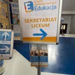 Sekretariat - drogowskaz