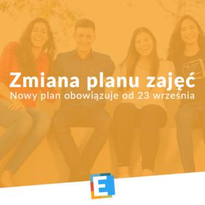 Nowy plan od 22.09