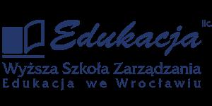 Logo Wyższej Szkoły Zarządzania Edukacja