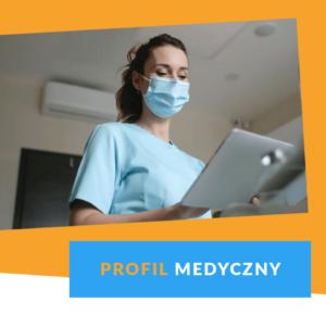 Nowe profile w Liceum - medyczny