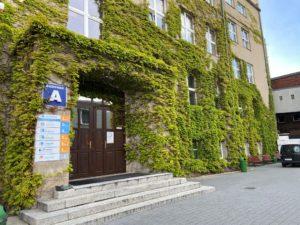 Zielony budynek Edukacji